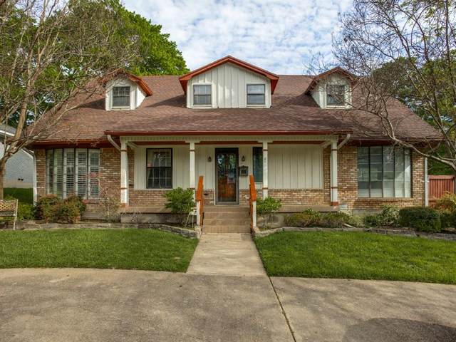 9659 Covemeadow Drive, Dallas, TX 75238 (MLS #14316653) :: The Mauelshagen Group