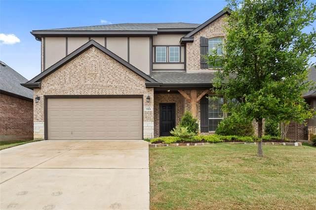 11904 Bellegrove Road, Burleson, TX 76028 (MLS #14316665) :: The Sarah Padgett Team