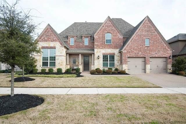 4440 Bristleleaf Lane, Prosper, TX 75078 (MLS #14316670) :: Tenesha Lusk Realty Group