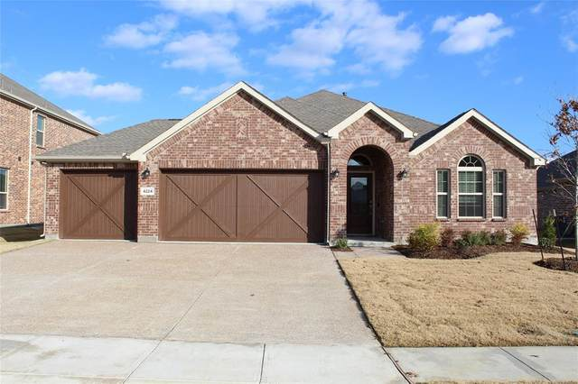 4224 Cibolo Creek Trail, Celina, TX 75078 (MLS #14316678) :: Tenesha Lusk Realty Group