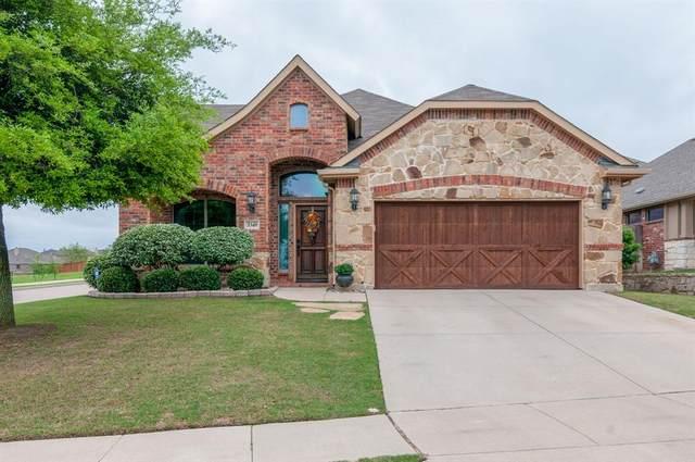 3340 Count Drive, Fort Worth, TX 76244 (MLS #14316692) :: Team Hodnett