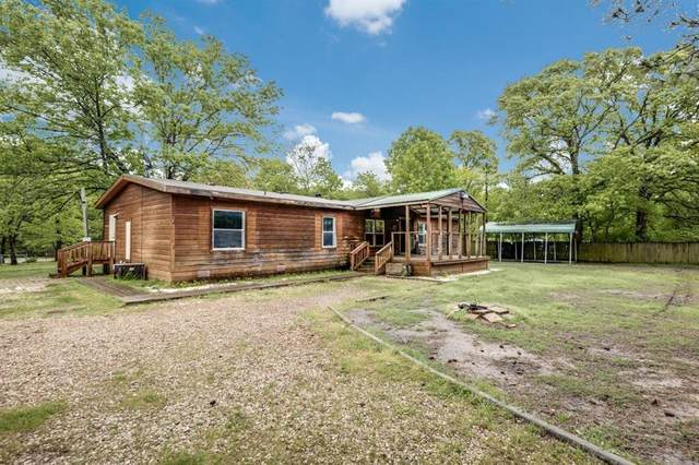 18133 County Road 337, Quinlan, TX 75474 (MLS #14316694) :: All Cities USA Realty