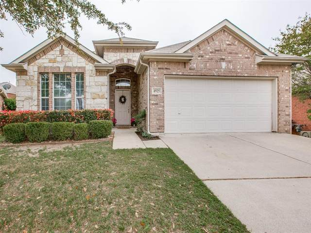 4925 Galley Circle, Fort Worth, TX 76135 (MLS #14316696) :: All Cities USA Realty