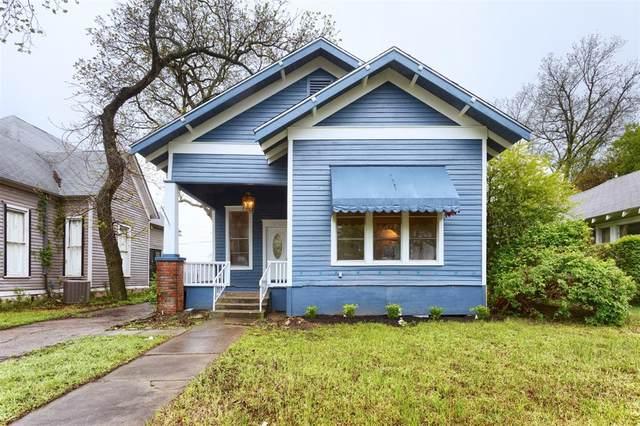 806 W Gandy Street, Denison, TX 75020 (MLS #14316708) :: All Cities USA Realty