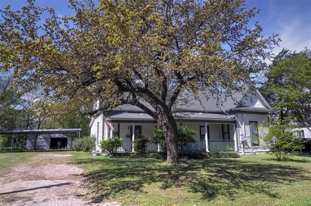 907 N Gaines Street, Ennis, TX 75119 (MLS #14316710) :: All Cities USA Realty