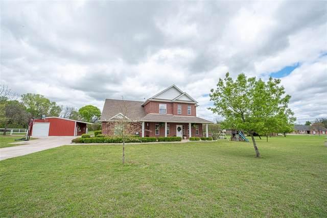 103 Tusk Court, Weatherford, TX 76085 (MLS #14316716) :: Trinity Premier Properties