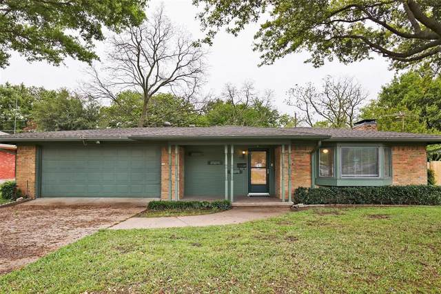 118 W Highland Drive, Irving, TX 75062 (MLS #14316718) :: All Cities USA Realty