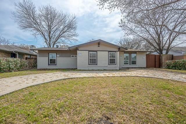 3134 Royal Lane, Dallas, TX 75229 (MLS #14316726) :: The Hornburg Real Estate Group