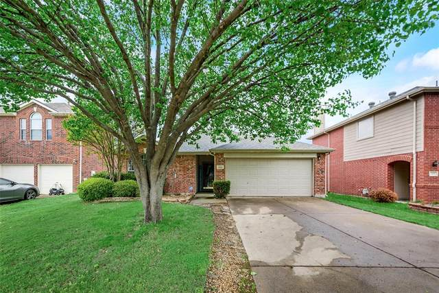 508 Tumbleweed Drive, Forney, TX 75126 (MLS #14316737) :: The Mauelshagen Group