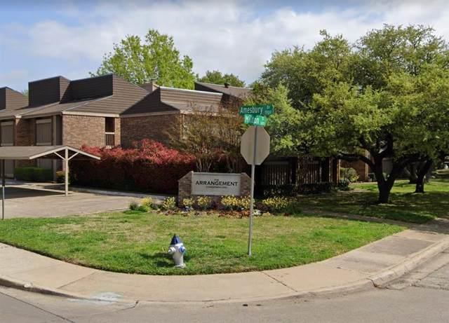 5132 Amesbury Drive #206, Dallas, TX 75206 (MLS #14316767) :: The Hornburg Real Estate Group