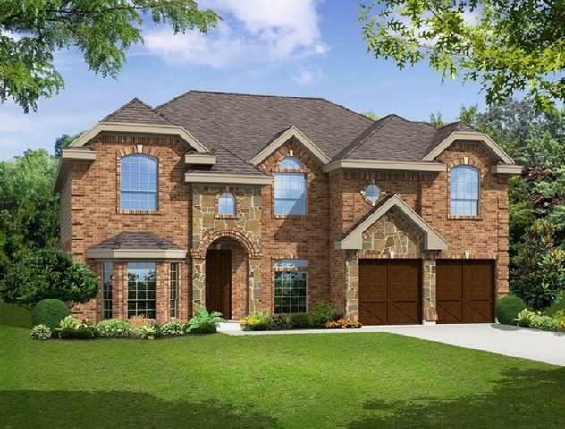 9166 Autumn Glen Drive, Frisco, TX 75035 (MLS #14316782) :: Hargrove Realty Group