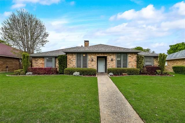 503 Shadow Bend Drive, Richardson, TX 75081 (MLS #14316789) :: Tenesha Lusk Realty Group