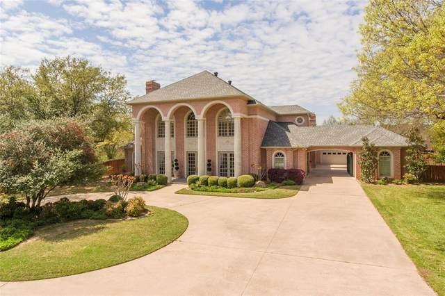 3710 S Bowen Road, Dalworthington Gardens, TX 76016 (MLS #14316795) :: Trinity Premier Properties