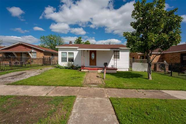 3312 Clinton Avenue, Fort Worth, TX 76106 (MLS #14316804) :: Trinity Premier Properties