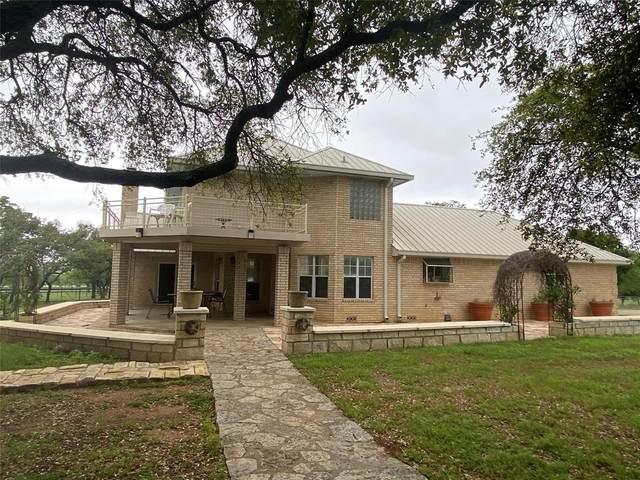 8307 Hickory Grove Road, Pontotoc, TX 76869 (MLS #14316819) :: RE/MAX Landmark