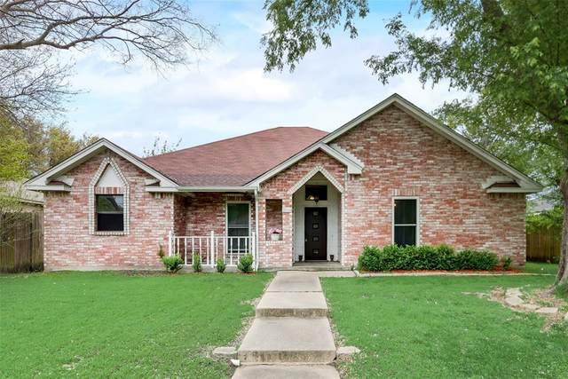 8710 Woodlake Drive, Rowlett, TX 75088 (MLS #14316835) :: The Welch Team