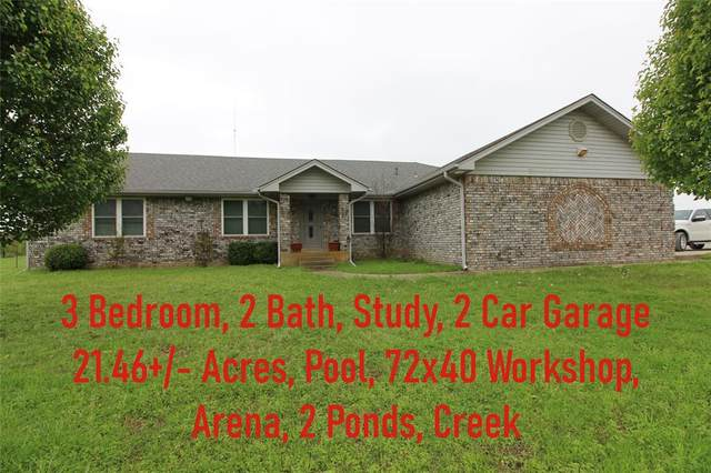 1544 County Road 222, Gainesville, TX 76240 (MLS #14316852) :: All Cities USA Realty