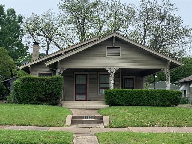 5453 Goodwin Avenue, Dallas, TX 75206 (MLS #14316856) :: The Good Home Team