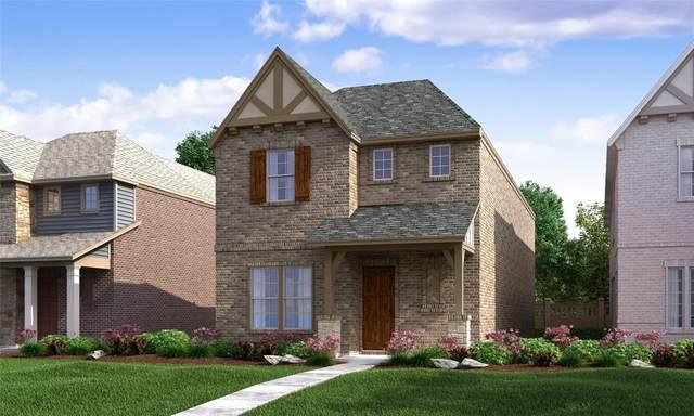 265 Eaglewood Drive, Flower Mound, TX 75028 (MLS #14316880) :: Real Estate By Design