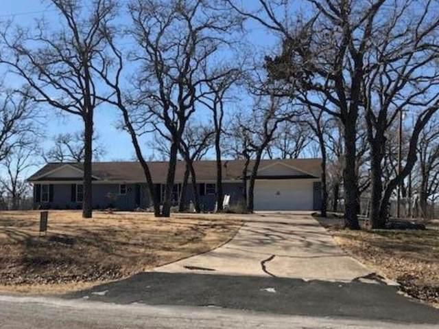 401 Allison Road, Springtown, TX 76082 (MLS #14316887) :: Justin Bassett Realty
