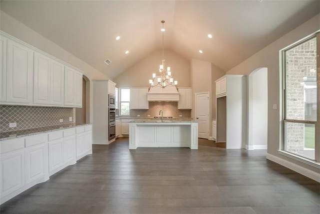2308 Commons Way, Prosper, TX 75078 (MLS #14316891) :: The Hornburg Real Estate Group