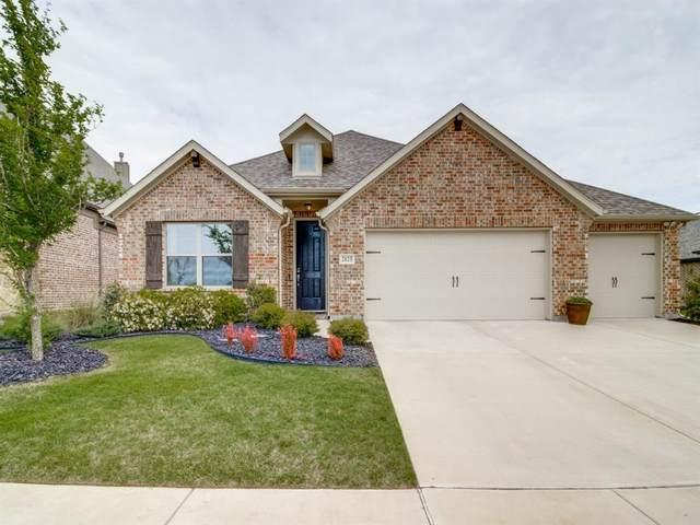 2025 Angus Drive, Little Elm, TX 75068 (MLS #14316895) :: Post Oak Realty