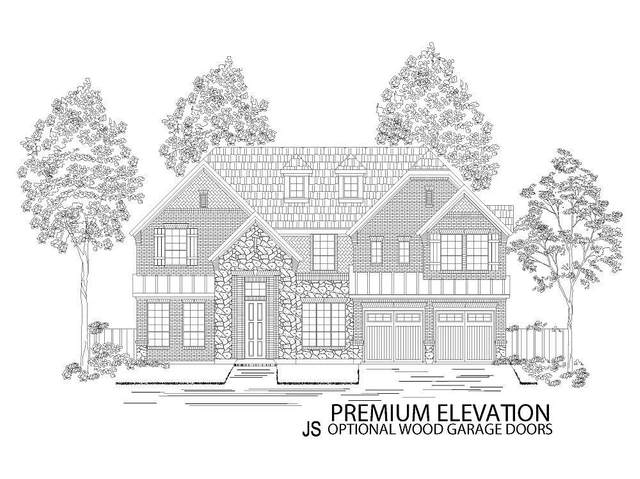 592 Shadow Trail, Frisco, TX 75035 (MLS #14316896) :: Real Estate By Design