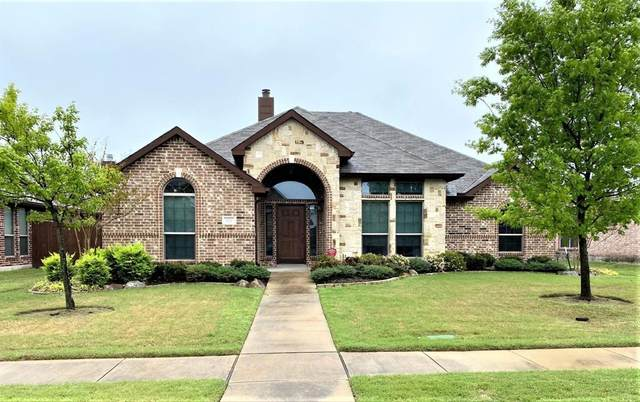 122 Lanshire Drive, Rockwall, TX 75032 (MLS #14316898) :: Justin Bassett Realty