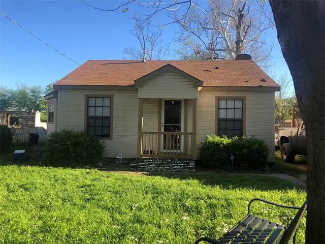 210 8th Street, Joshua, TX 76058 (MLS #14316901) :: Trinity Premier Properties