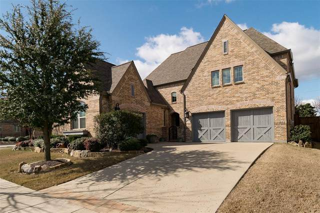 10769 Kingsford Lane, Frisco, TX 75035 (MLS #14316914) :: All Cities USA Realty