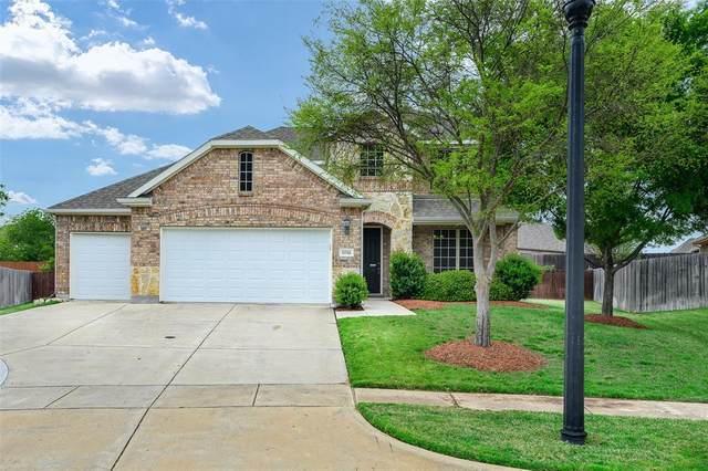 5716 Centeridge Lane, Mckinney, TX 75071 (MLS #14316935) :: EXIT Realty Elite