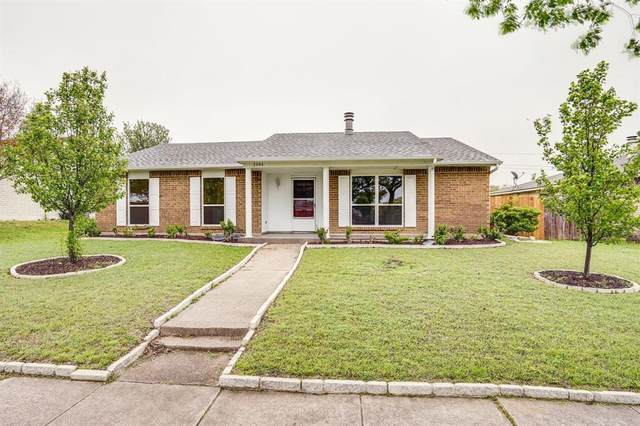3204 Rose Hill Road, Carrollton, TX 75007 (MLS #14316951) :: Tenesha Lusk Realty Group