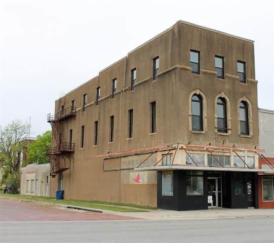 618 Conrad Hilton Boulevard, Cisco, TX 76437 (MLS #14316981) :: Real Estate By Design