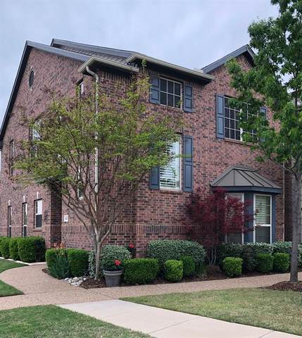 1625 Black Duck Terrace A, Carrollton, TX 75010 (MLS #14316984) :: RE/MAX Landmark