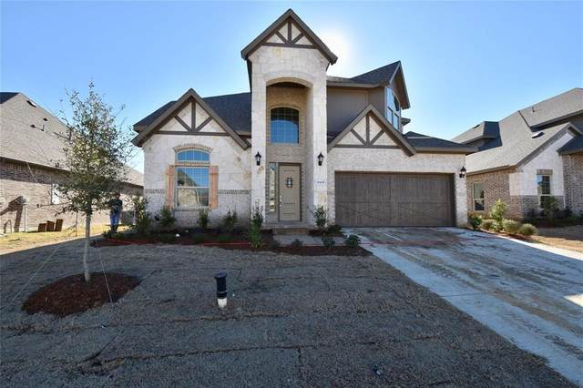 1317 Marines Drive, Little Elm, TX 75068 (MLS #14316992) :: Hargrove Realty Group