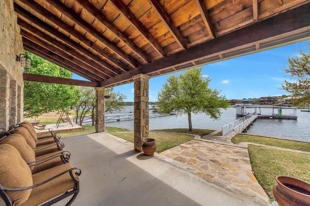 1016 Robin Lane, Possum Kingdom Lake, TX 76449 (MLS #14317002) :: The Chad Smith Team