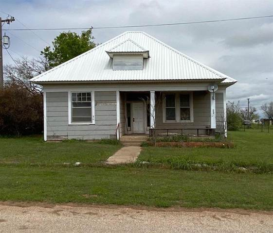 601 St. Mary's, Megargel, TX 76370 (MLS #14317004) :: The Kimberly Davis Group