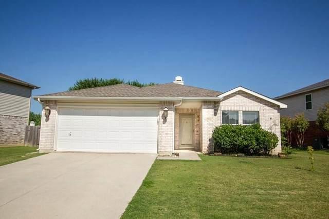 8312 Serenity Way, Denton, TX 76210 (MLS #14317007) :: The Mauelshagen Group