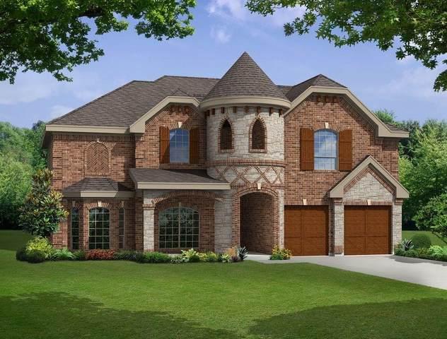 9214 Autumn Glen Drive, Frisco, TX 75035 (MLS #14317019) :: Real Estate By Design