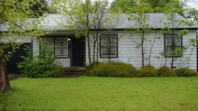 2831 Quanah Street, Dallas, TX 75228 (MLS #14317050) :: Team Hodnett