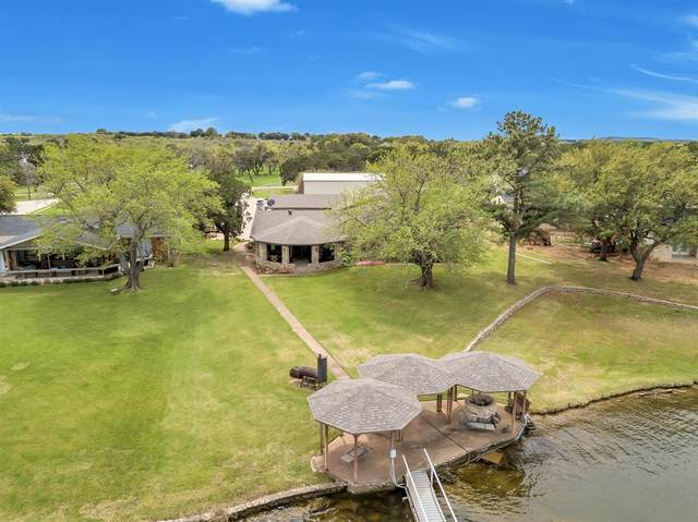 1016 Redbud Circle, Possum Kingdom Lake, TX 76449 (MLS #14317057) :: Keller Williams Realty