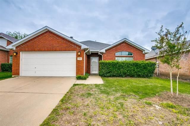 3524 Desert Mesa Road, Fort Worth, TX 76262 (MLS #14317060) :: Justin Bassett Realty