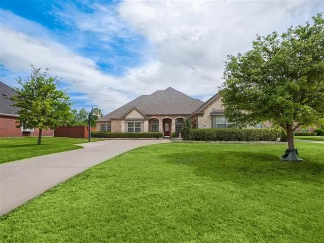 10514 Huffines Drive, Rowlett, TX 75089 (MLS #14317074) :: Justin Bassett Realty