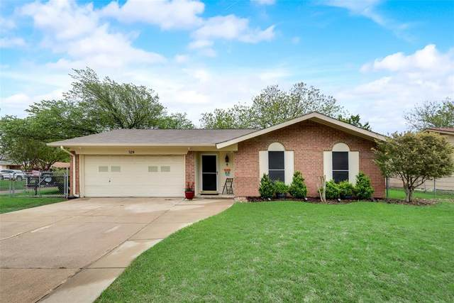 524 Southlake Drive, Forney, TX 75126 (MLS #14317081) :: Hargrove Realty Group