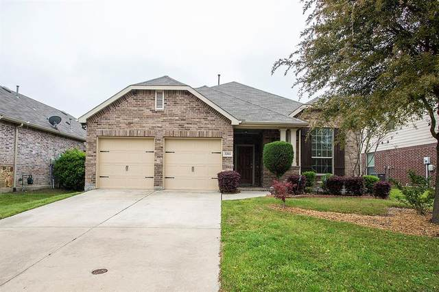 3205 Barkwood Drive, Mckinney, TX 75071 (MLS #14317090) :: Hargrove Realty Group