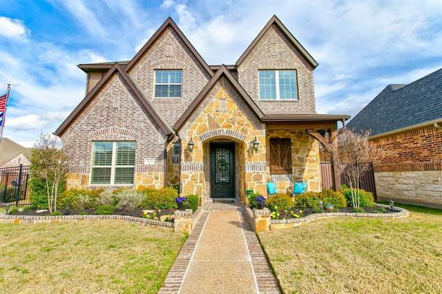 4014 Lemon Grass Way, Arlington, TX 76005 (MLS #14317100) :: The Mitchell Group