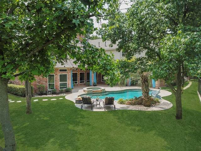 5515 Willow Wood Lane, Dallas, TX 75252 (MLS #14317124) :: Hargrove Realty Group
