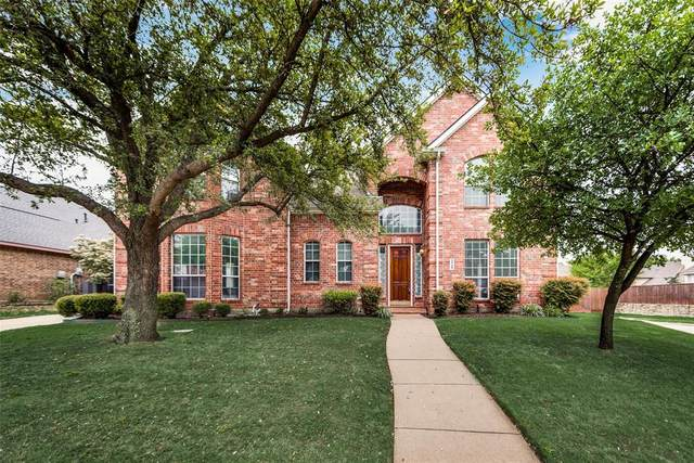 2709 Heather Wood Drive, Flower Mound, TX 75022 (MLS #14317142) :: RE/MAX Landmark