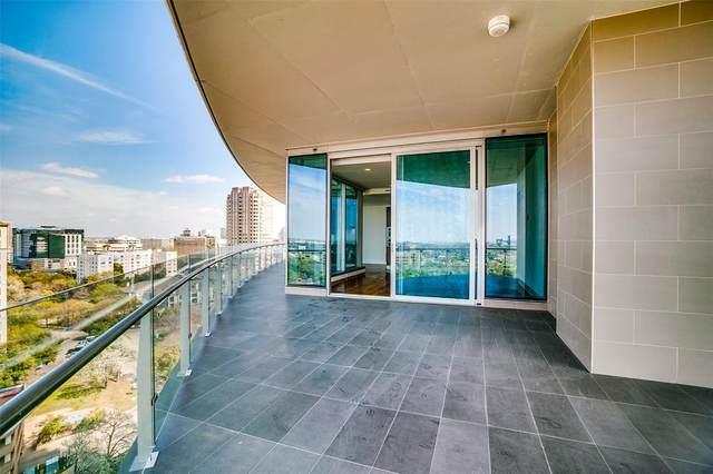 3130 N Harwood Street #1404, Dallas, TX 75201 (MLS #14317151) :: North Texas Team | RE/MAX Lifestyle Property