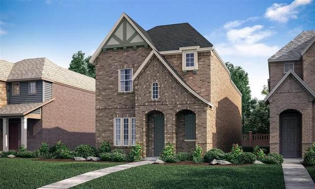 257 Eaglewood Drive, Flower Mound, TX 75028 (MLS #14317155) :: Real Estate By Design